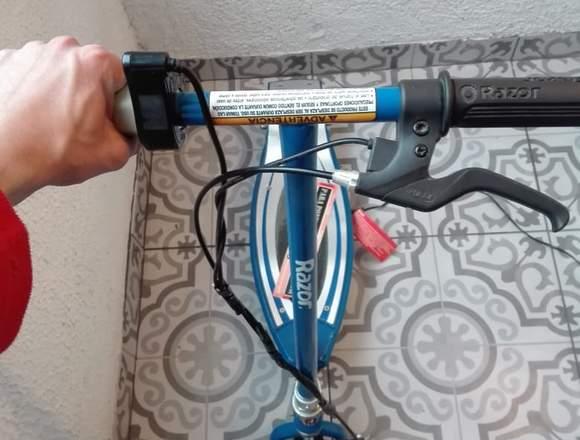 Monopatín, Scooter Electrico Razor E150
