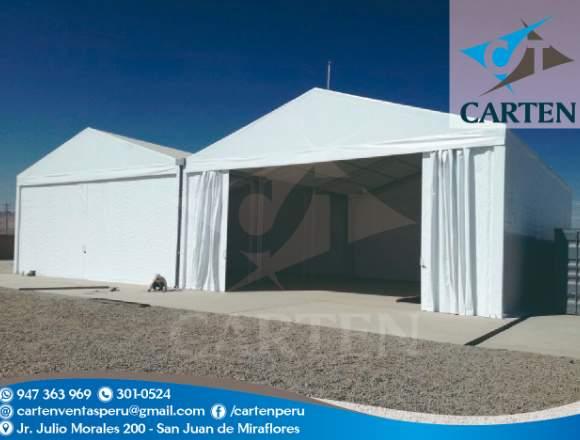 Campamentos de Campaña Todo Modelos Carten Perú