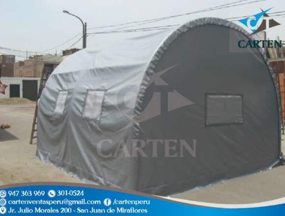 Carpas y Campamentos Colores Variados Carten Perú