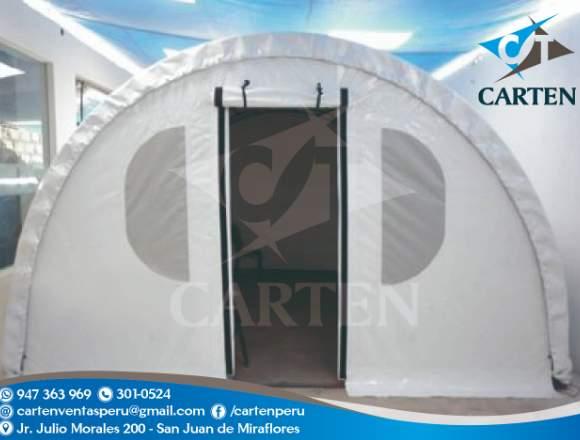 Carpas y Campamentos Iglu Carten Perú
