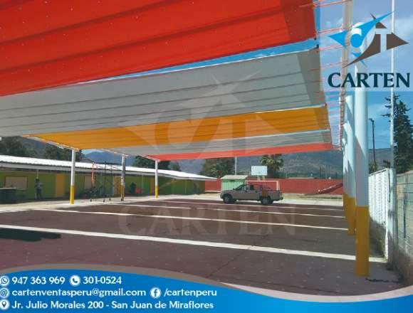 Gran gama de color Tensionado Carten Perú