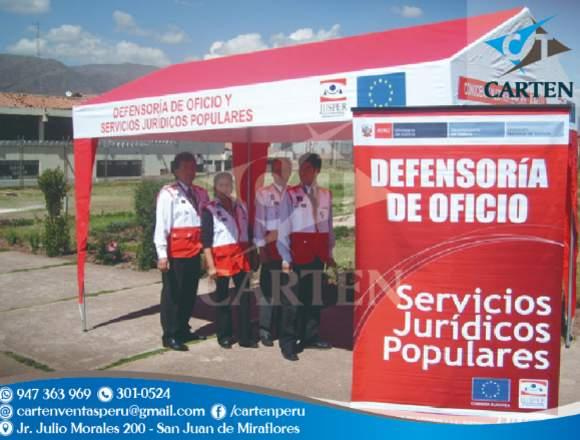 Toldos A Buen Precio Casita Carten Perú