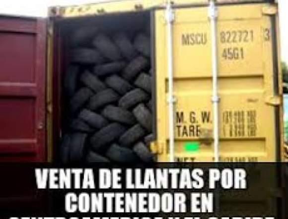 GOMAS USADAS DE AUTOS IMPORTADAS
