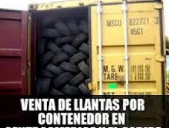 Llantas de Camion Seminuevas: 11R22.5 & 11R24.5