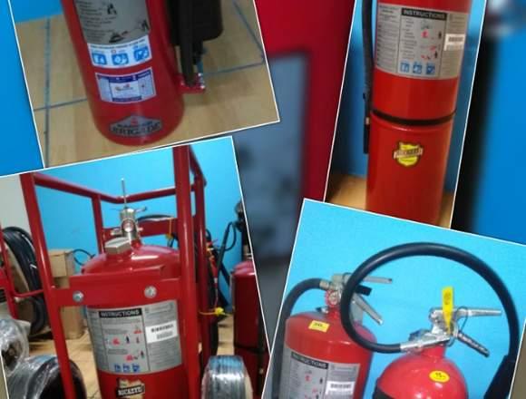 Extintores con Certificacion UL - Lurin Firestar