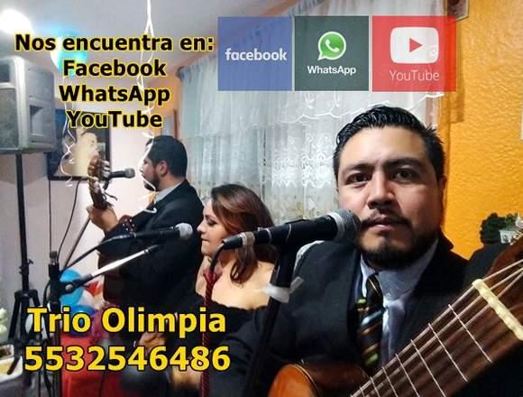 Trios musicales en ermita cdmx