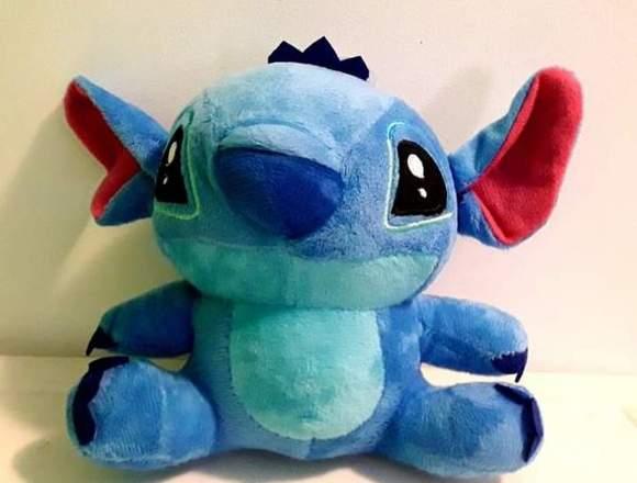 Peluche Stitch Rosa o Azul