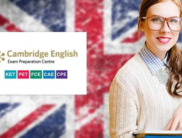 Ofrecemos cursos de inglés