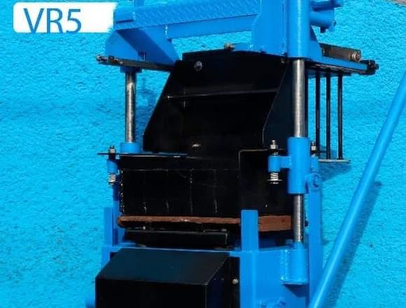 Maquina Bloquera VR5