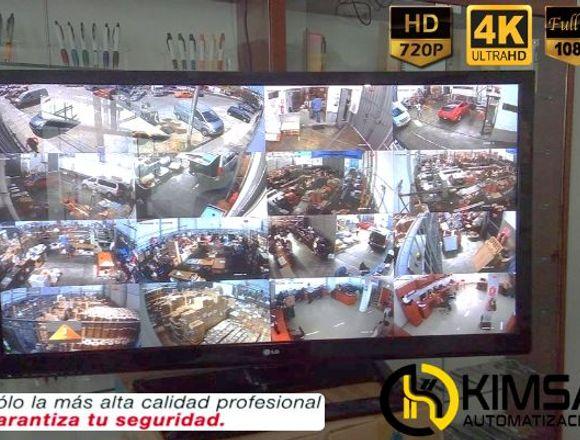 Videovigilancia de Alta Gama [OFERTAS 2019]