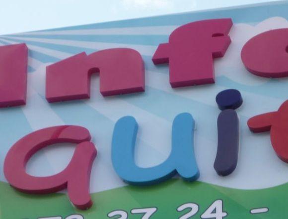 Letras. Logotipos y Figuras, en acrilico 3D.