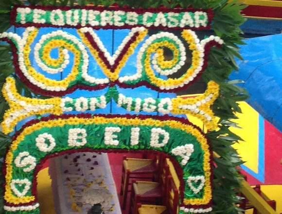 Fiesta Méxicana abordo de Trajineras