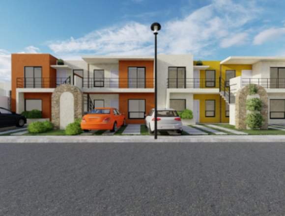 Hermosos Duplex y Casas