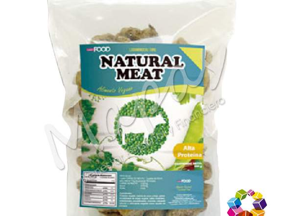 Natural Meat - Sustituto de Carne