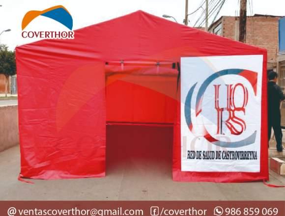 Campamentos De Campaña Coverthor
