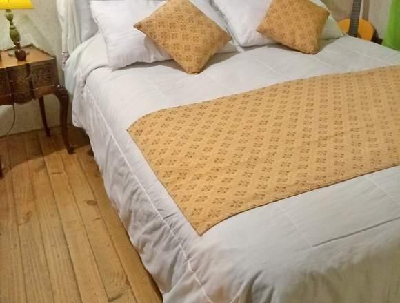 Adorno para camas de plaza y media y 2 plazas