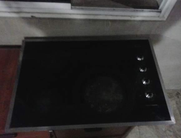 Tope de cocina vitroceramica Whirpool Americana