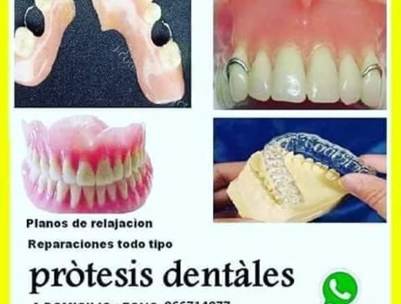 protesis dentales la florida puente alt  domicilio