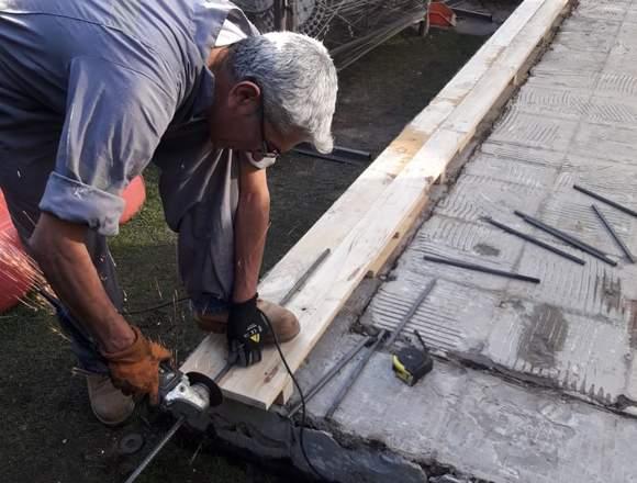 Reparaciones, restauraciones, remodelaciones