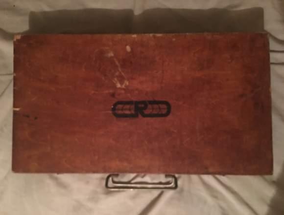 Set aleman de herramientas para carpinteria