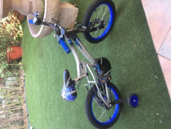 Bicicleta Lahsen para niños