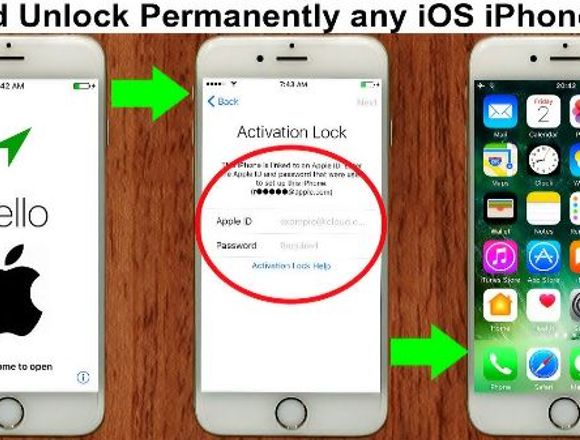 Desbloqueo de iCloud 100% GARANTIZADO!