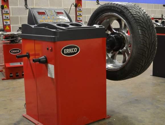 Balanceadora ERKCO modelo EWB-1030