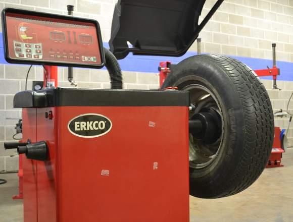 Balanceaddora ERKCO con Capota Modelo EWB-953
