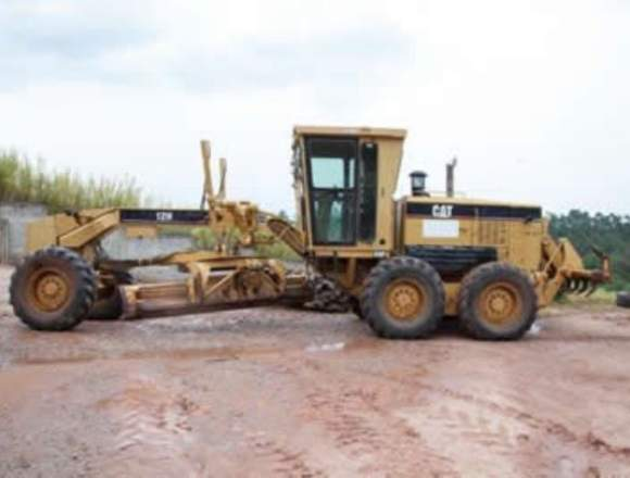 MotoNiveladora Caterpillar 12h 2007