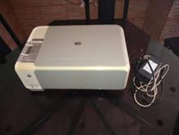 Impresora multinacional hp cx 3180