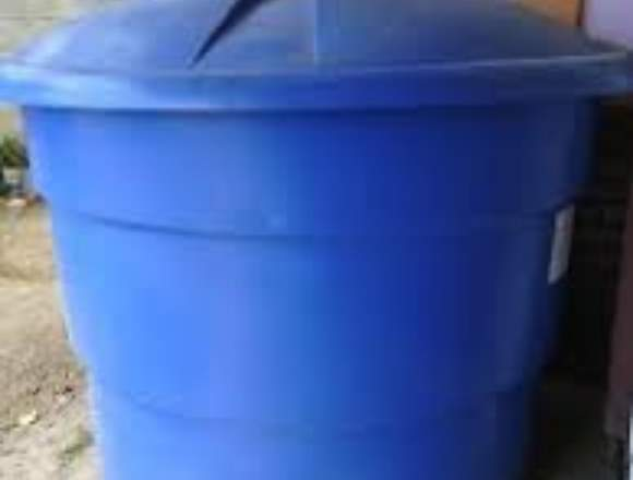 Tanque reforzado para agua 2000 litros