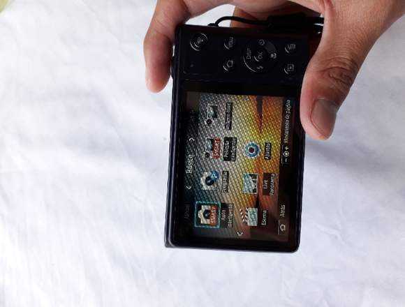 Cámara Samsung Wb30f. Wifi/16mp/10x Optical Zoom.