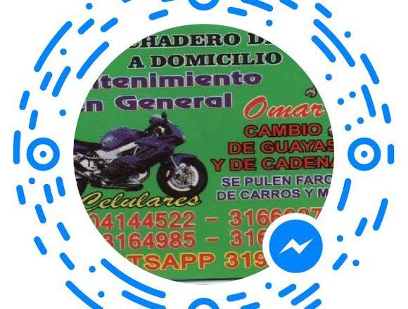 mecanica  de motos adomicilio paco wsap 3193370502
