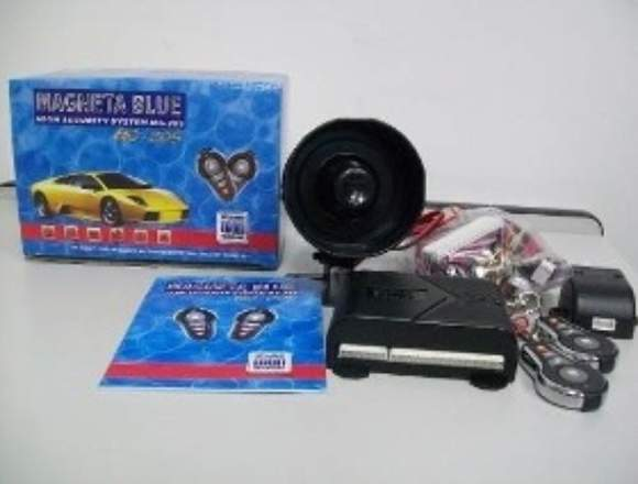 Alarma para Vehiculo Magneta Blue
