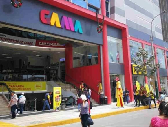 Local Comercial en Emporio Gama Gamarra moda