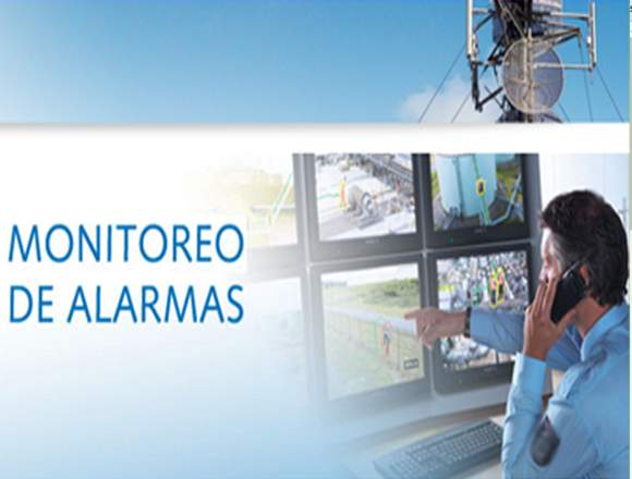 Servicio de Alarma monitoreada