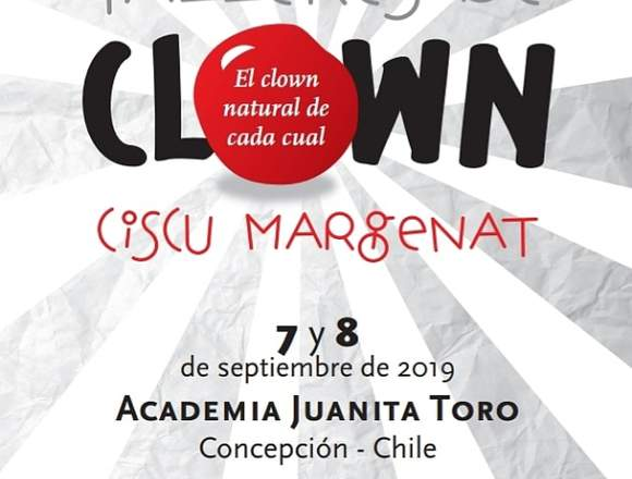 Taller clown, con Circu Margenat