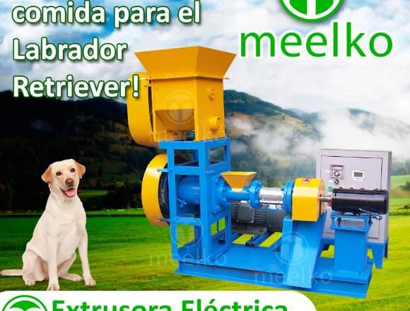 crea alimentos para mascotas- extrusoras