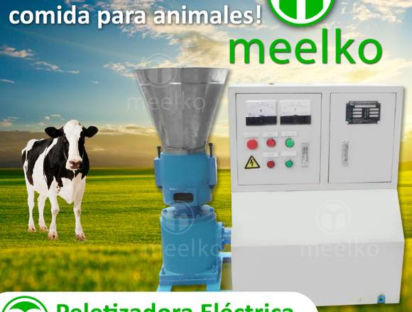 máquina peletizadoras-crea alimentos para animales
