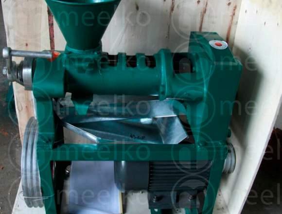 Máquinas de prensa de aceite