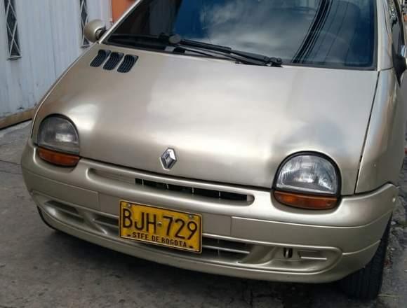 Espectacular carro TWINGO Beige Modelo 1997