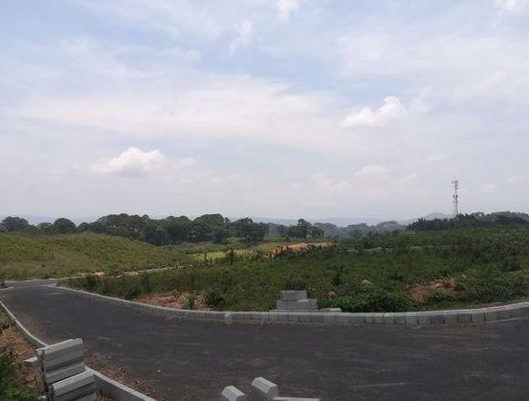 terrenos en zona residencial con alta plusvalía