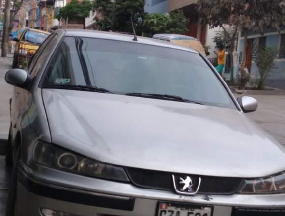 Se vende Peugeot  en buenas condiciones