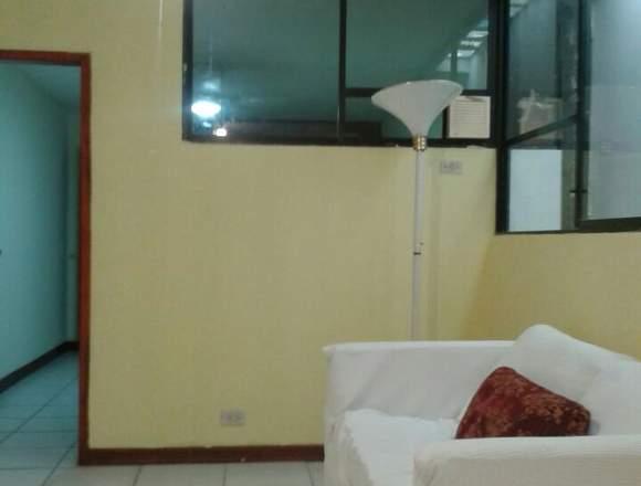 Lomas Urdesa alquilo  dep. 2 dormitorios amoblado