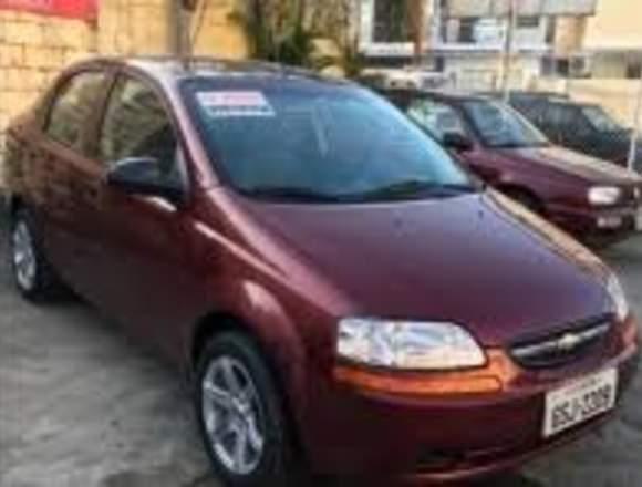 Vendo Chevrolet Aveo 2015 un solo dueño