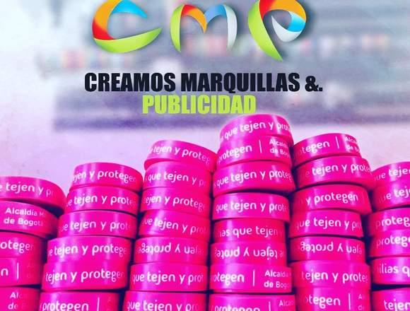 MARQUILLAS PARA LA CONFECCION Y MANILLAS TEJIDAS