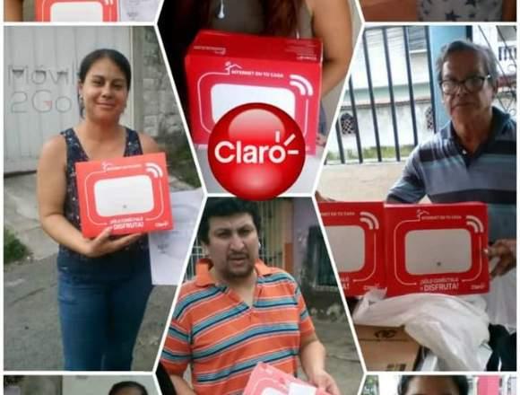 INTERNET ILIMITADO INALAMBRICO