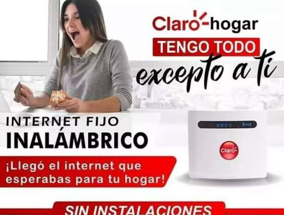 INTERNET ILIMITADO INALAMBRICO