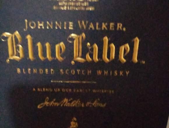 Blue label 750 ml johnnie walker