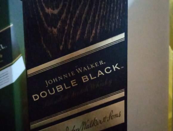Double Black Johnnie Walker 750 ml